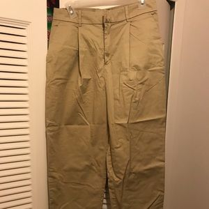 H&M Chino Pants Straight Leg Size 8